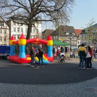 Lippstädter Lenz - Infostand & Hüpfburg - 01.-02.04.2017